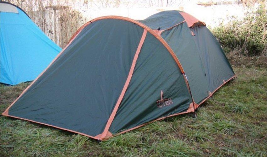 Палатка CARRIAGE 4 Totem