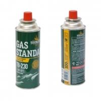 Баллон газовый STANDARD для портативных приборов (TB-230)