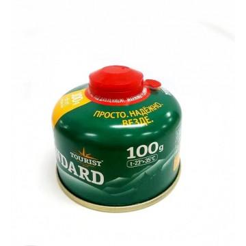 Баллон газовый STANDARD резьбовой для портативных приборов (TBR-100)
