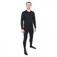 Комплект Thermo-Fleece флис черный Helios