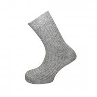 Носки унисекс светло-серый G51-2013CW/LGY GUAHOO