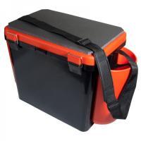 Ящик зимний FishBox односекционный (19л) Helios