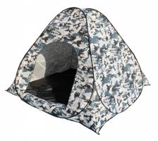 Палатка Winner, автомат 2,0*2,0, КМФ цифра дно на молнии, утеплен, двойная ткань (WDH2217CC)
