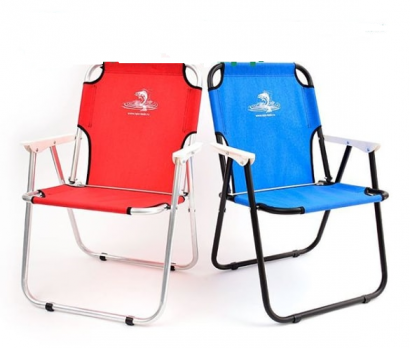 Кресло-шезлонг алюминий АКS-08 КЕДР