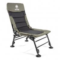 Кресло карповое без подлокотников SKC-02 Кедр_0