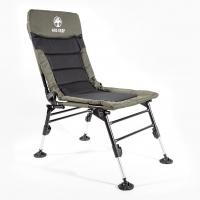 Кресло карповое без подлокотников SKC-02 Кедр_4