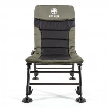 Кресло карповое без подлокотников SKC-02 Кедр