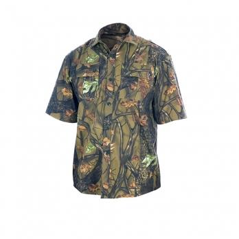 Рубашка с коротким рукавом лес (956-2) ХСН