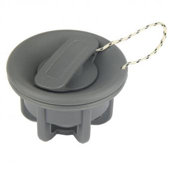 Клапан для лодки ПВХ (серый)