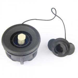 Клапан для лодки ПВХ (черный)_2