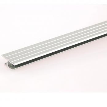 Профиль алюм. для пола 6 мм (Н-образный)