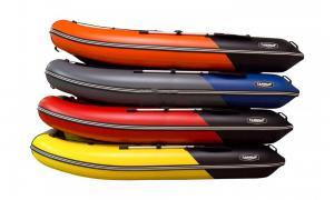 Лодка ПВХ Таймыр 320 Люкс_9
