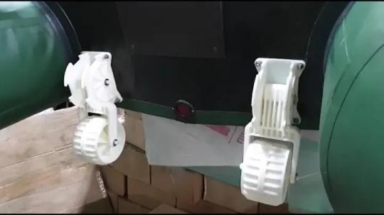 Колеса транцевые Ermakov