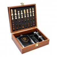 Подарочный набор-чемодан с шахматами GT-TZ200