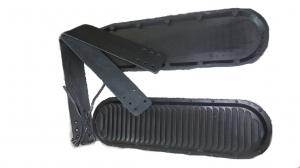 Комплект креплений кожа (амортизатор, носковой ремень)