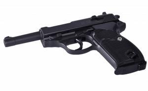 Пистолет пневм. SA38 Spring к.6мм. Stalker