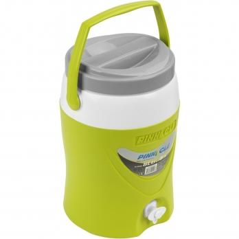 Изотермический контейнер для жидкости Platino 8л зеленый TPX-2075-8-G PINNACLE