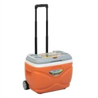 Изотермический контейнер на колесах PRUDENCE 30л оранжевый TPX-3007-30-O PINNACLE