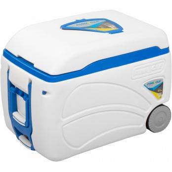 Изотермический контейнер на колесах VOYAGER 45л белый TPX-5003-45-W PINNACLE