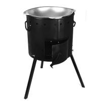 Печь под казан 420 мм Силумин (ПЧК42)