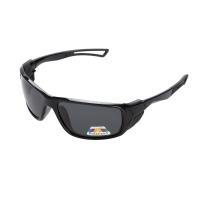 Очки поляризационные в чехле (серый) PREMIER (PR-OP-55408-G-B)