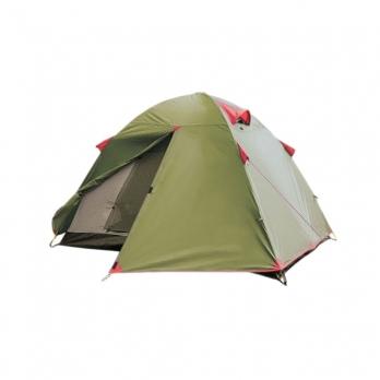 Палатка Tramp-Lite Tourist 3 зеленый TLT-002