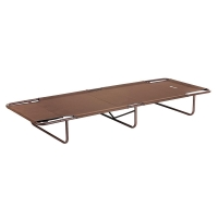 Кровать походная коричневый (N-BD630-98828-B) 140кг NISUS (пр-во ГК Тонар)