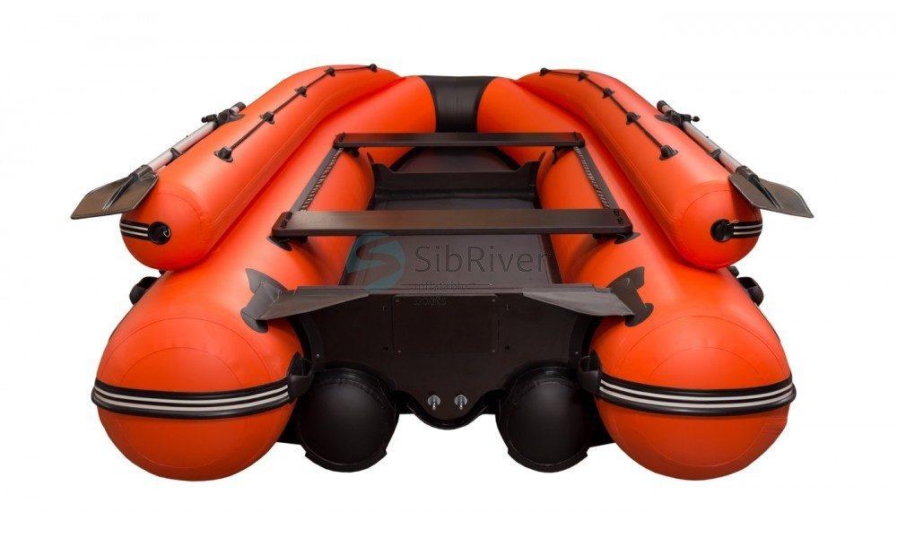 Лодка Allaska-tonna470 Lux SibRiver
