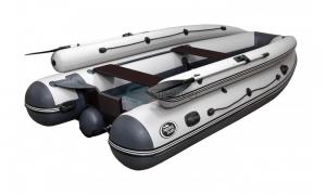 Лодка Allaska-Drive 390 Lux SibRiver_6