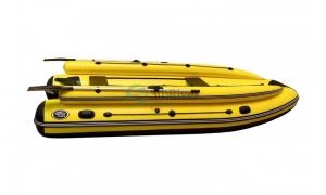 Лодка Allaska-Drive 390 Lux SibRiver_4