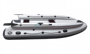 Лодка Allaska-Drive 390 Lux SibRiver_8