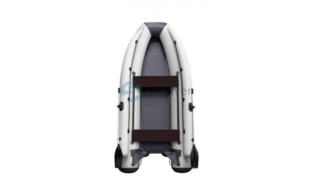 Лодка Allaska-Drive 390 Lux SibRiver