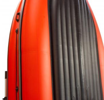 Лодка Хатанга Jet-425 Lux (надувное дно) SibRiver
