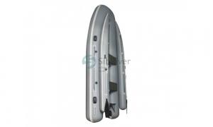Лодка Абакан-420 Jet (надувное дно) SibRiver_10