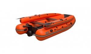 Лодка Абакан-420 Jet (надувное дно) SibRiver_1