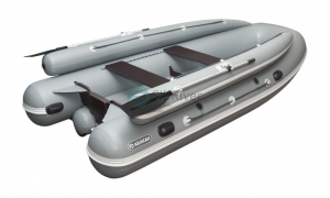 Лодка Абакан-430 Jet (надувное дно) SibRiver_4