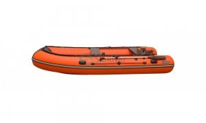 Лодка Абакан-480 Jet Light (надувное дно) SibRiver_3