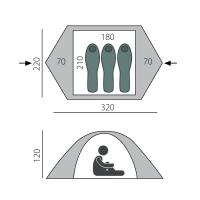 Палатка Ion 3 (T0493) BTrace_1