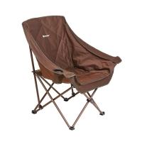 Кресло складное коричневый 120 кг (N-251-B) NISUS (пр-во ГК Тонар)