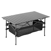 Стол складной с отделом под посуду PR-MC-607