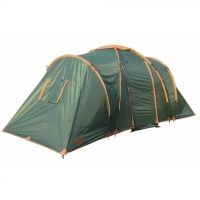 Палатка Hurone 6 V2 зеленый (TTT-035) Totem