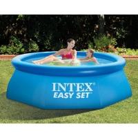Бассейн Easy Set 2.44 х 0,61 м + фильтр-насос (28108) INTEX_4