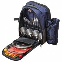 Пикниковый набор (рюкзак) Кедр PN-01