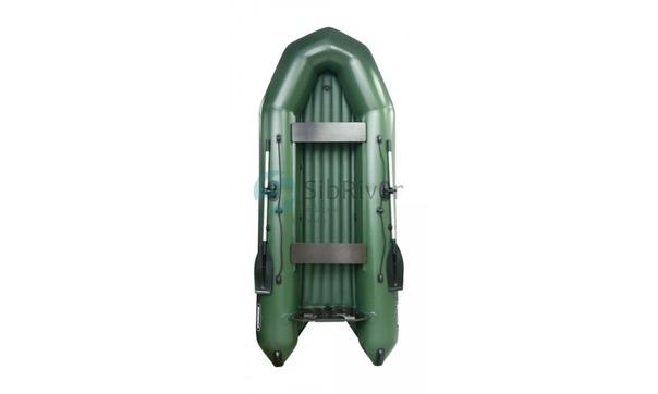 Лодка Бирюса-325НД (надувное дно) SibRiver