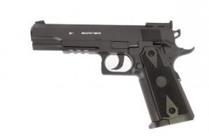 Пистолет пневм. Power win 304, кал. 4,5 мм. BORNER